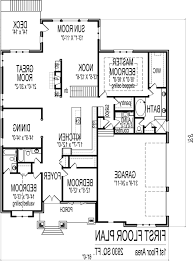 Chicago Bungalow Floor Plans Beautiful 3 Bedroom House Plans Latest Gallery Photo