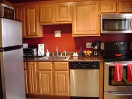 Wall Color Ideas For Kitchen by Kitchen Wall Color Ideas With Oak Cabinets Think Carefully Done
