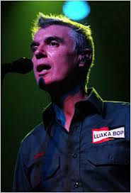 News about David Byrne,