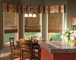 kitchen window treatments for bay windows surripui net kitchen window treatments for bay windows