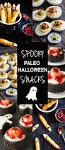 Nut Free Halloween Treats by Paleo Deviled Egg Eyeballs And Spooky Snacks