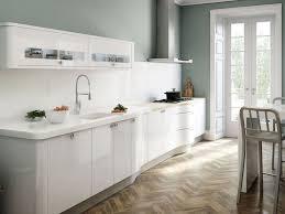 kitchen modern minimalist white kitchen ideas with cabinet lights