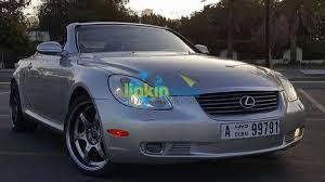 lexus uae images lexus sc430 v8 model 2004 used cars dubai classified ads job
