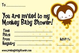 free printable halloween baby shower invitations baby shower invite wording registry coed bbq baby shower