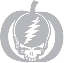 halloween faces template grateful dead pumpkin stencils grateful dead