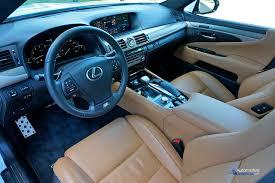 lexus ls ultra luxury package 2015 lexus ls 460 f sport review u0026 test drive