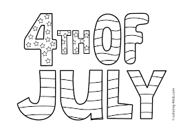 happy july 4 coloring pages happy independence day coloring pages