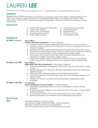 Professional Cv Template Leisure Resume Template Resume Templat