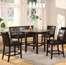Counter Height Dining Room Tables by Modus Bossa 54 Inch Round Counter Height Dining Table Beyond Stores