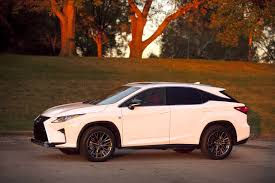 lexus rx400h turbo lexus rx can its legions of fans be wrong wsj