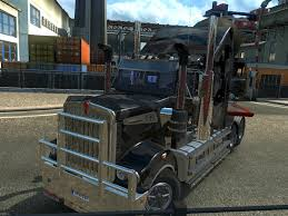 kenwood t600 kenworth ets 2 mods euro truck simulator 2 mods ets2mods lt