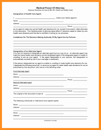 Durable Power Of Attorney For California by 7 Power Of Attorney For Healthcare Form California Scholarship