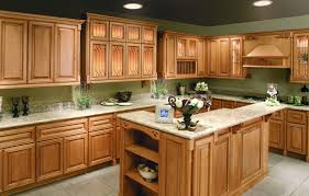 oak cabinets with granite countertops ideas golden for pictures