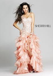 Sherri Hill Prom Dresses 2014