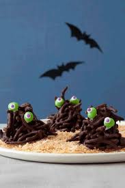 halloween room rolls 26 easy halloween dessert ideas best recipes for halloween desserts