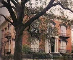 the devoted classicist notable homes mercer house