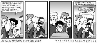 The Power of Procrastination According to PhD Comics   Substance     Procrastination