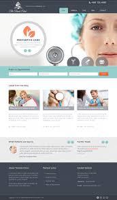 the toronto clinic website design web design health