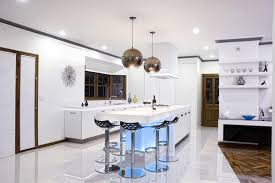 bright kitchen lights futuristic kitchen light fixtures design with floral led lighting