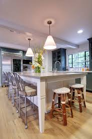 modern kitchen island designs with seating