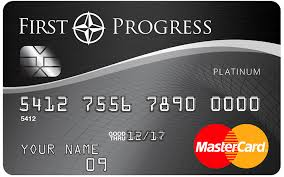 Small Business Secured Credit Card First Progress Platinum Select Mastercard Secured Credit Card
