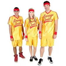 Halloween Baseball Costume Average Joes Costume Funny Dodgeball Sports Halloween Fancy