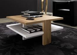 White Wood Furniture Texture Modern Wood Coffee Table