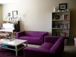 Wood Sofa Designs 2015 Purple Wooden Sofa Design Cute That Can Be Decor With White Table