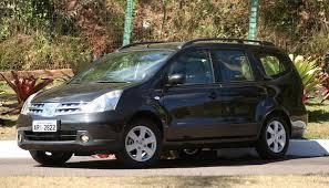 Avaliação técnica da Nissan Grand Livina 1.8 SL | Autos Segredos