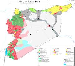 Syria Map War by Iran Deal Fuels Syrias War Adorable Map Syria Iran Evenakliyat Biz