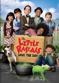 The Little Rascals Save the Day (Pequeños traviesos al rescate)