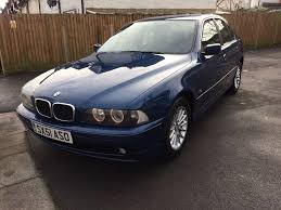 bmw 525d 2002 manual full service history in enfield london