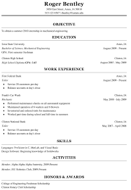 View Resume Samples by Curriculum Vitae Samples For Electrical Engineers