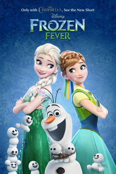 "Olaf Craft and Frozen Fever ""movie"""