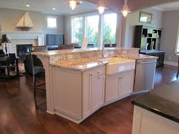 houzz l shaped kitchen cool l shaped family modern kitchen homes