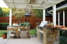 outdoor kitchen appliances image of tremendous outdoor barbecue
