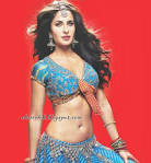 Slut Actress: Katrina Kaif Milky Navel Show