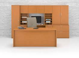 Solid Oak Office Furniture by Attractive Office Furniture Varieties Office Architect