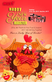 Lucky Color Of The Year 2017 News Chinese Spring Festival Holiday 21st Jan To 3rd Feb Must