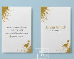 Design Custom Business Cards Modern Business Cards Template Printable Business Card Design