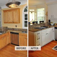Refinishing Kitchen Cabinets Kitchen Stylish Naperville Cabinet Refinishers 630 922 9714 Geneva