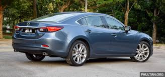mazda diesel driven mazda 6 2 2l skyactiv d u2013 what to expect from the upcoming