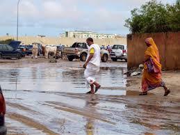 تساقط كميات من الأمطار على مناطق متفرقة من البلاد