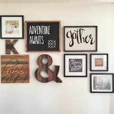 Fixer Upper Living Room Wall Decor Our Family Room Farmhouse Facelift
