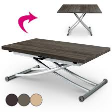 Table Relevable Extensible But by Table Basse Relevable Design Desk Noir Laqu Table Basse Relevable