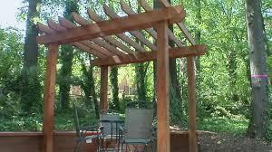 Deck Pergola Ideas by Pergola Plans And Design Ideas How To Build A Pergola Diy