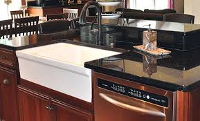 Porcelain Kitchen Sinks Review Porcelain Kitchen Sinks Pros And - Granite kitchen sinks pros and cons