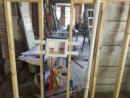 Plumbing Rough Project Blog Anchor Property Management New Orleans
