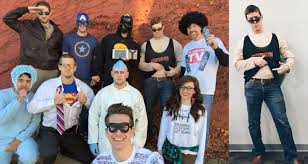 10 incredibly clever halloween costumes for web designers and web