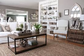 Feminine Living Room by Using Taupe To Create A Stylish Family Friendly Living Room